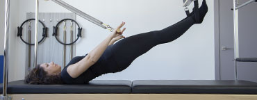 Practica Eternal Pilates